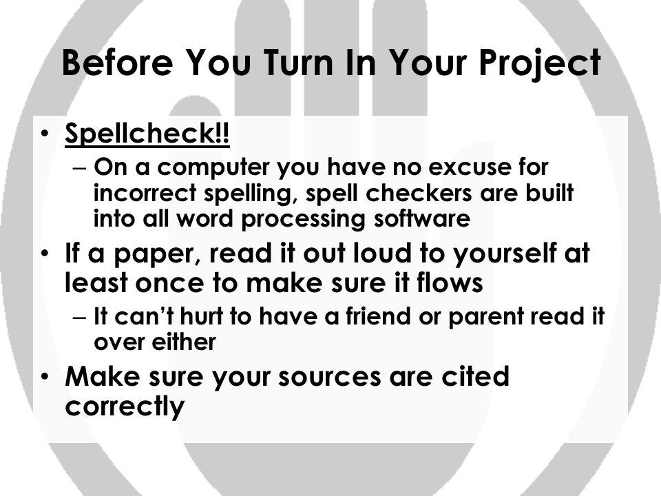 How to Cite There are many resources to help you correctly cite your sources in your work The following link from Duke University demonstrates how to cite within a paper as well as how to compile a works cited page – http://library.duke.edu/research/citing/ http://library.duke.edu/research/citing/ Make sure to check with your teacher to find out how they want you to format your works cited page