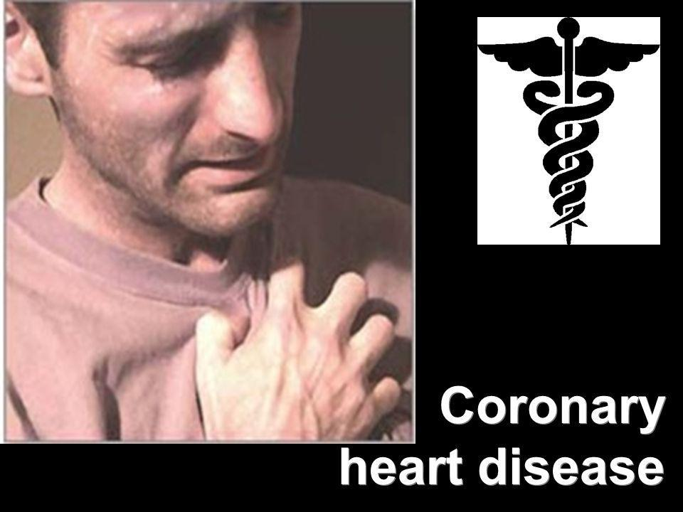 51 Coronary heart disease
