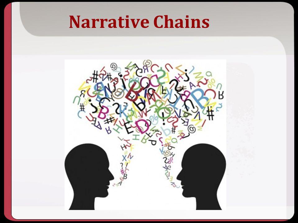 Narrative Chains