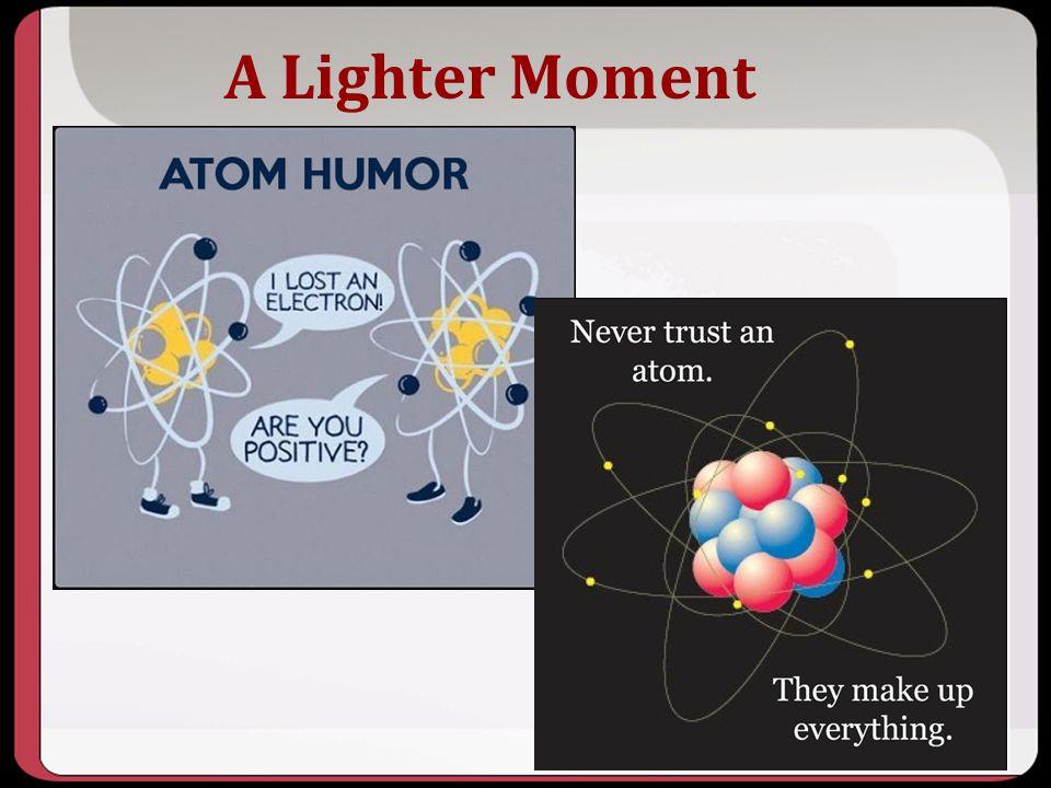 A Lighter Moment