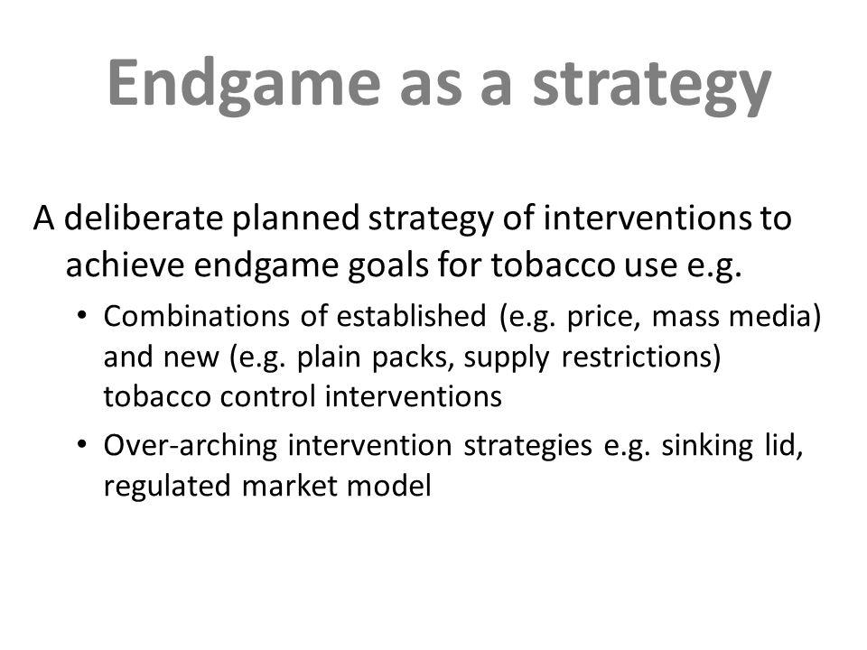 Structure What do we mean by tobacco controlled.Achieving the vision It is possible.