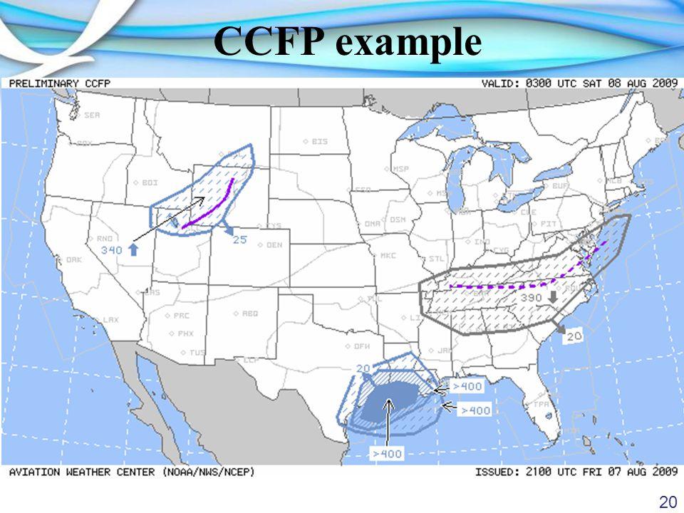 20 CCFP example
