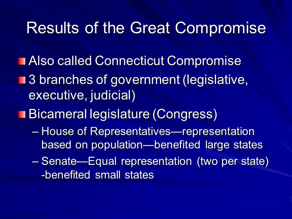 Three-Fifths Compromise Representation and Taxes Should slaves be counted when determining the population of a state?