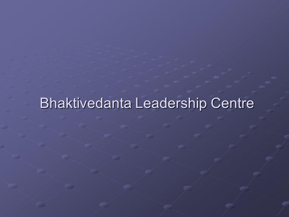 Bhaktivedanta Leadership Centre