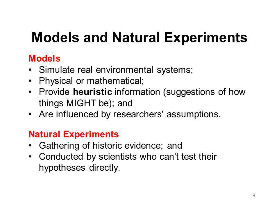 20 Modern Environmentalism Rachel Carsons Silent Spring (1962) started the modern environmental movement.