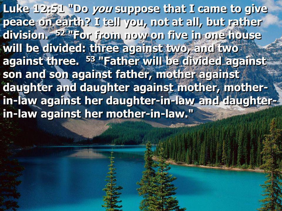 Luke 12:51