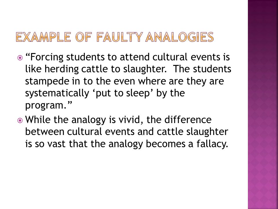 Forcing students to attend cultural events is like herding cattle to slaughter. The students stampede in to the even where are they are systematically