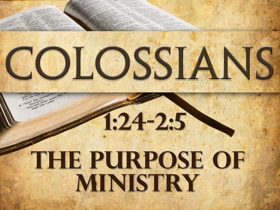 I.The Source of the ministry II.The Spirit of the ministry III.The Suffering of the ministry IV.The Scope of the ministry V.The Subject of the ministry VI.The Style of the ministry VII.The Sum of the ministry VIII.The Strength of the ministry