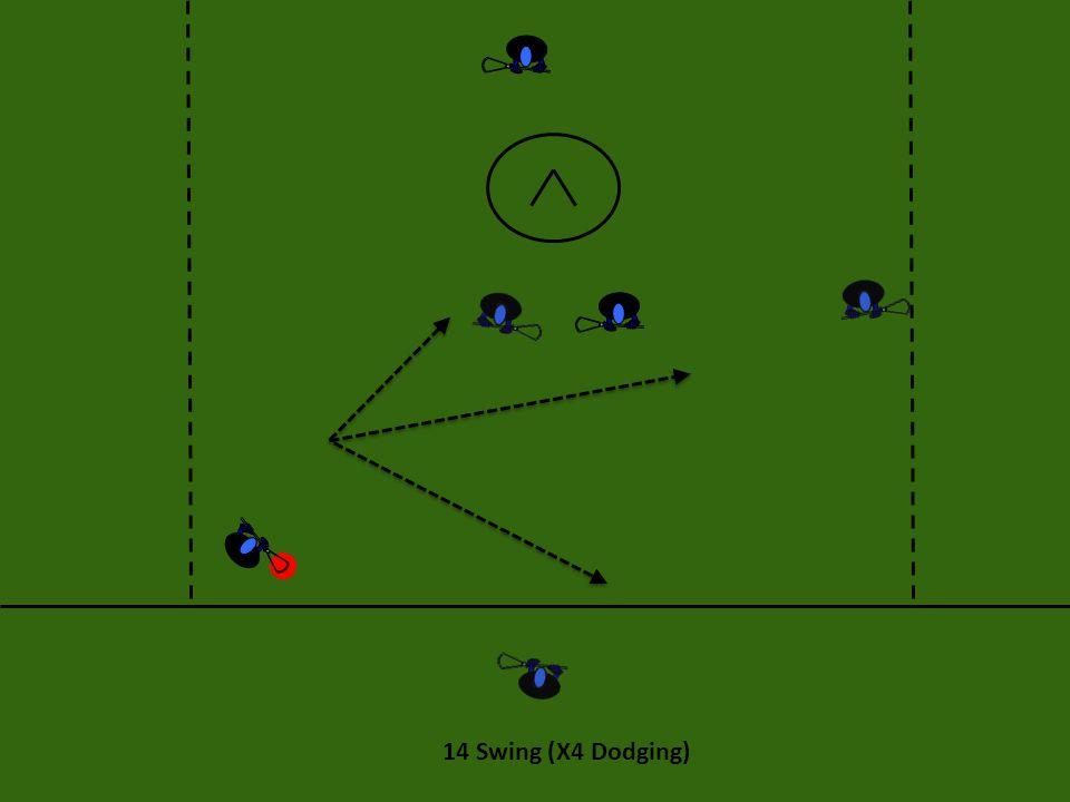 14 Swing (X4 Dodging)