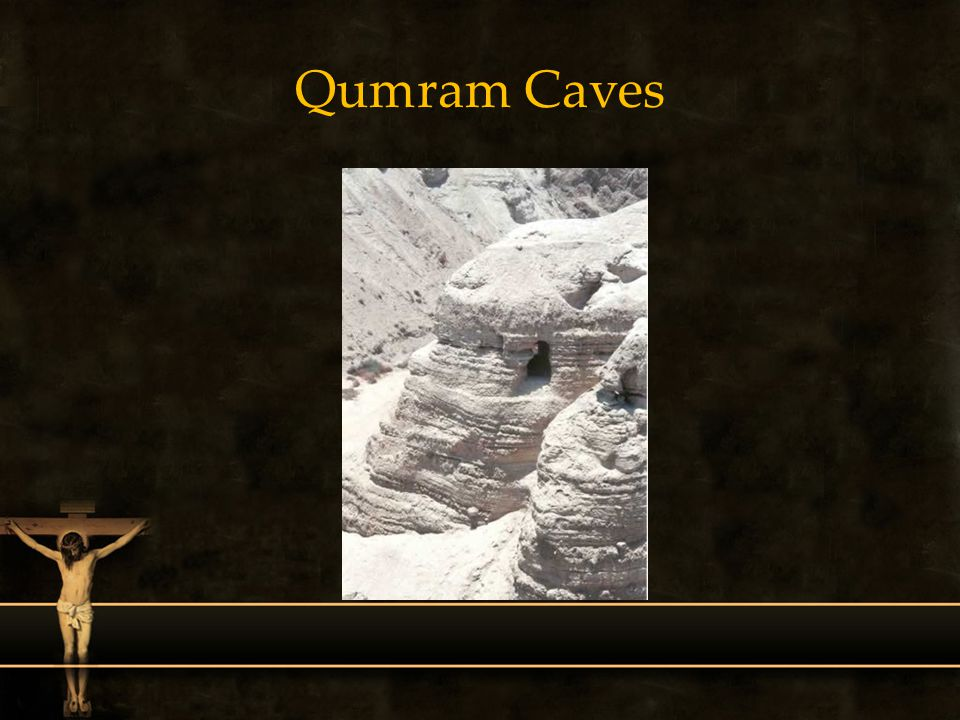 Qumram Caves