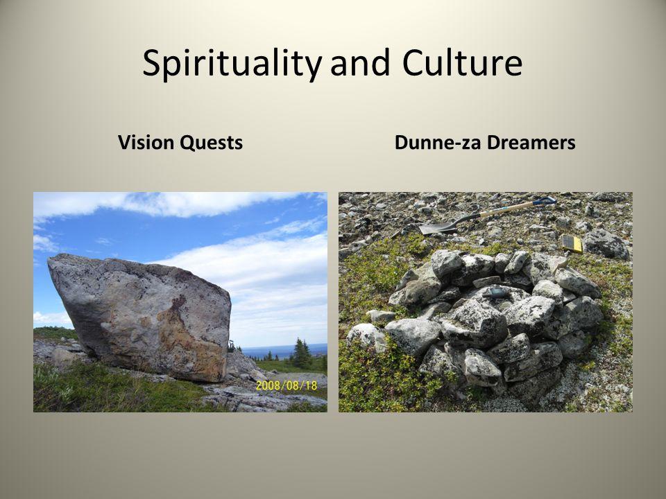 Spirituality and Culture Vision QuestsDunne-za Dreamers