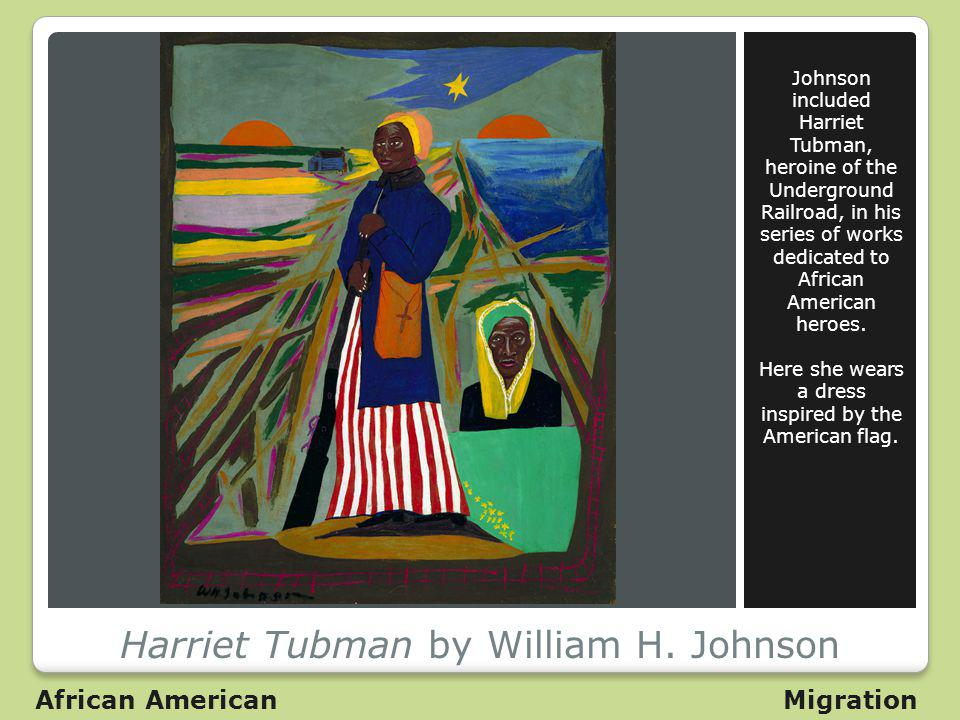 Harriet Tubman by William H.