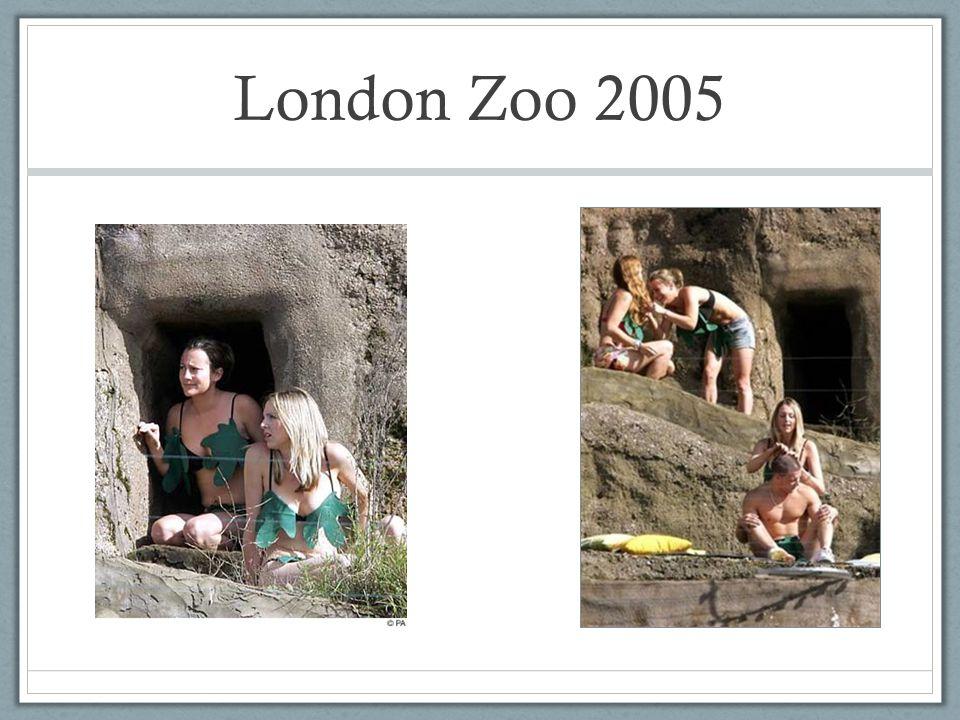 London Zoo 2005