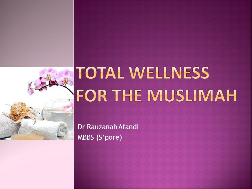 Dr Rauzanah Afandi MBBS (Spore)