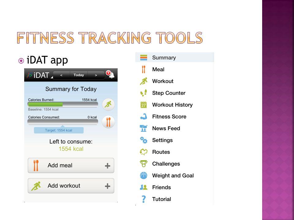 iDAT app
