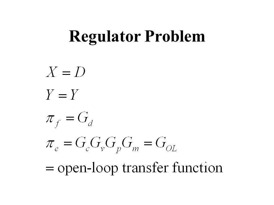 Regulator Problem