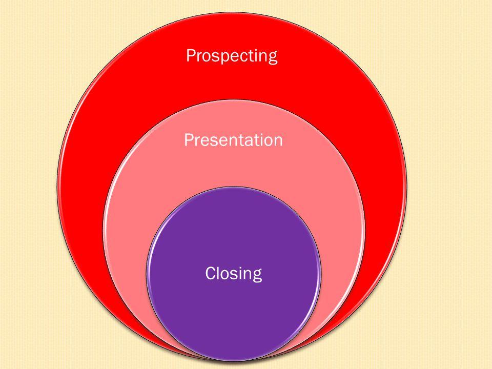 Prospecting Presentation Closing