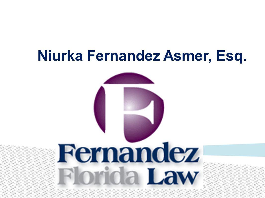 Niurka Fernandez Asmer, Esq.
