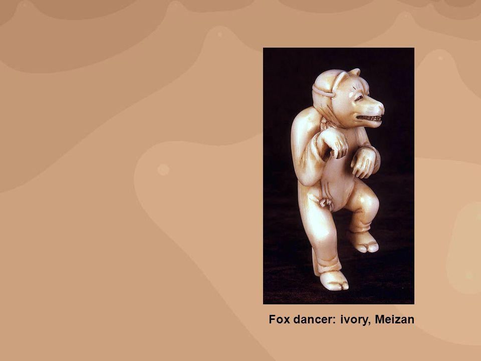 Fox dancer: ivory, Meizan