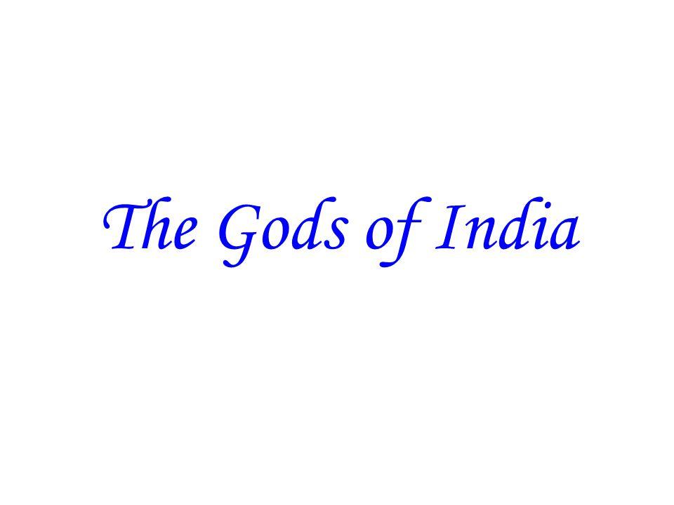The Gods of India
