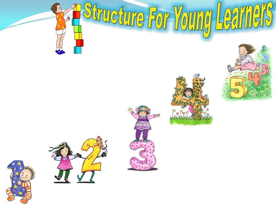 2- Total Physical Response Young children are not able to cope with abstract concepts but rely on their senses to learn new things Physically doing something helps the child to understand the language