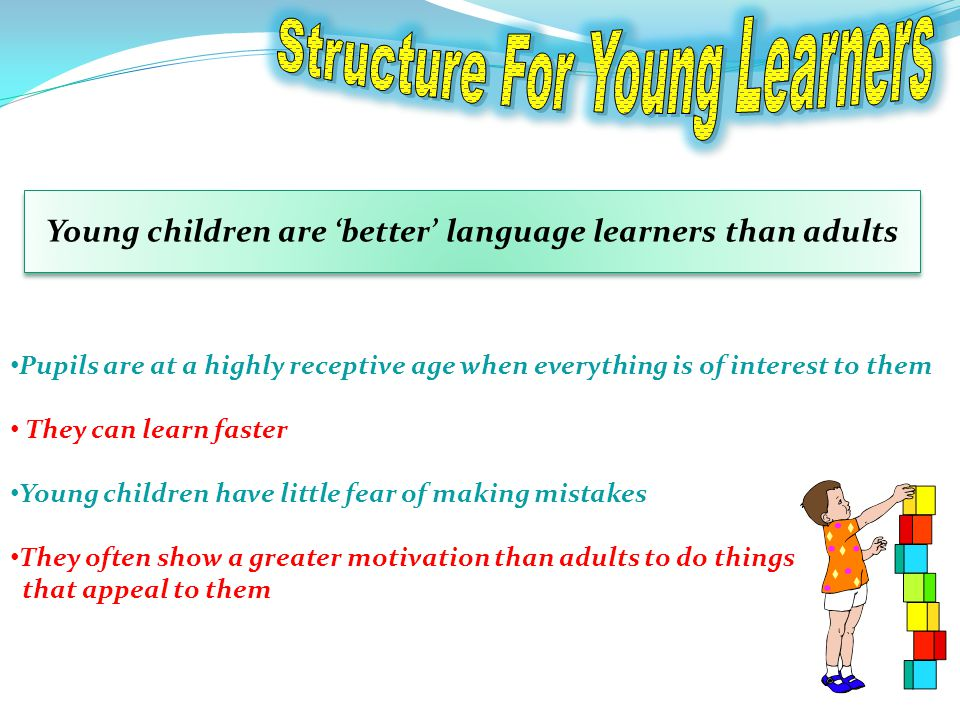 How do children learn their mother language.
