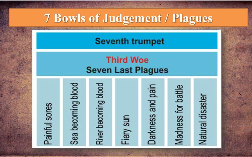 7 Bowls of Judgement / Plagues