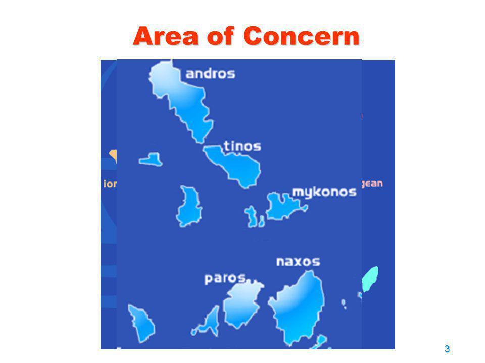 3 Area of Concern