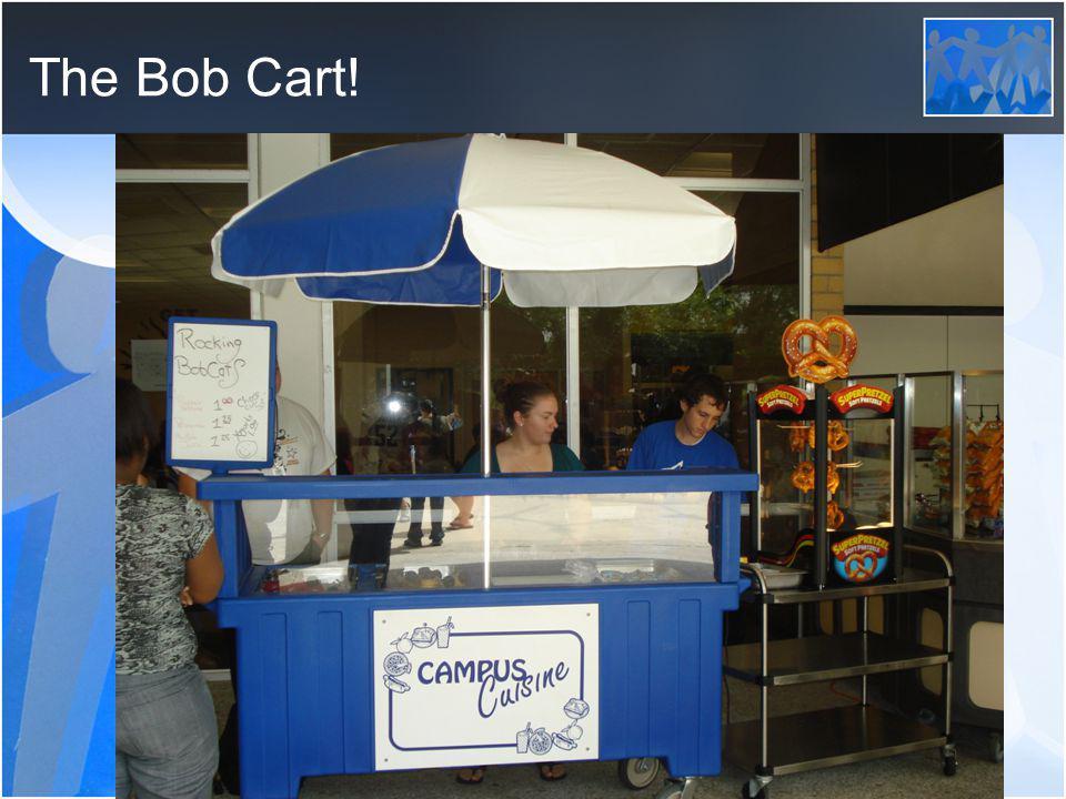 The Bob Cart!