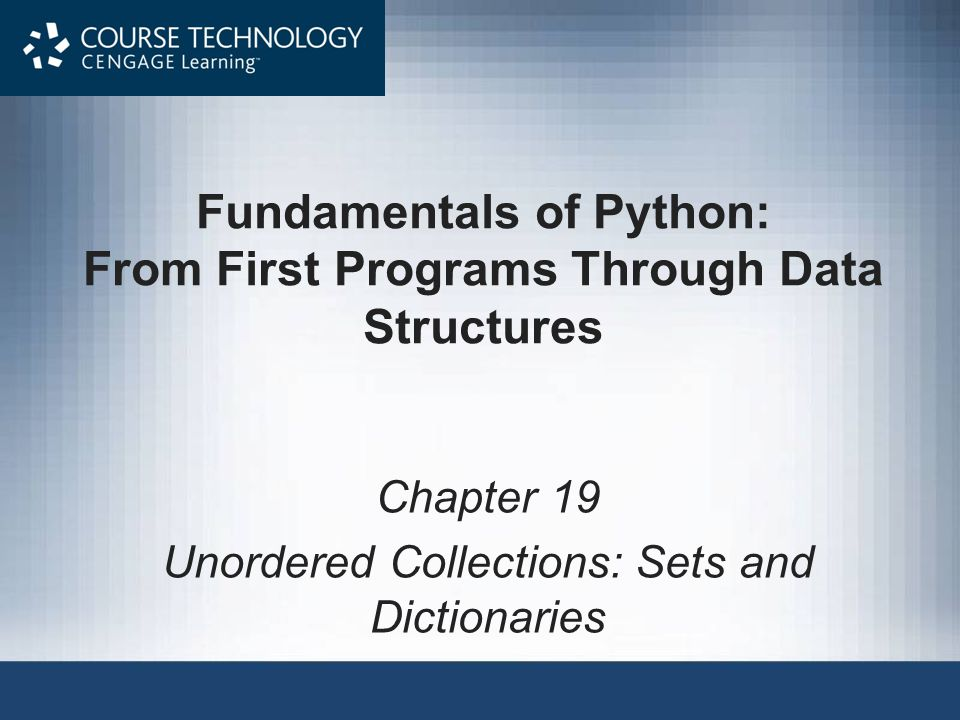 Fundamentals of Python: From First Programs Through Data Structures42 Case Study: Profiling Hashing Strategies (continued)