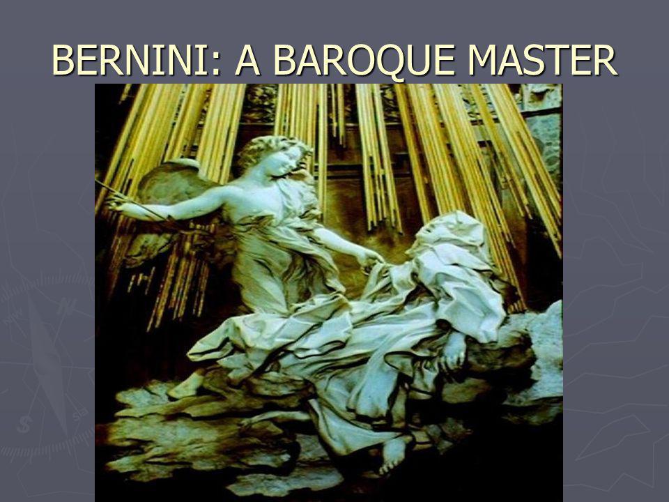 BERNINI: A BAROQUE MASTER