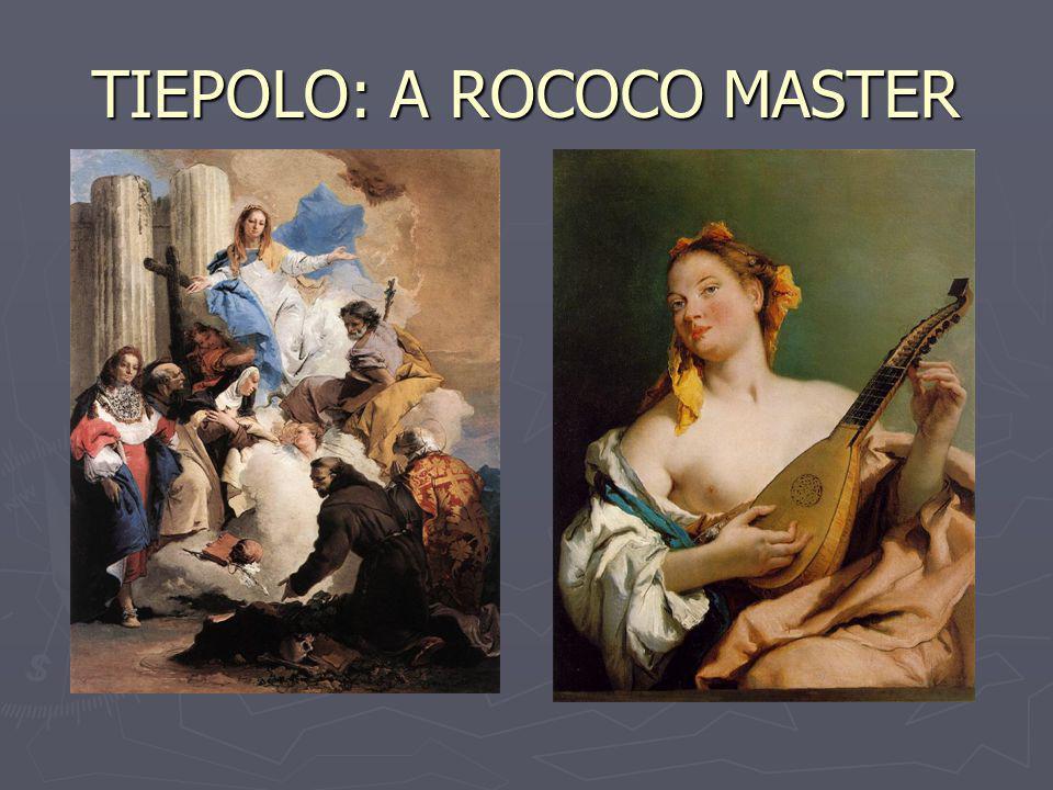 TIEPOLO: A ROCOCO MASTER