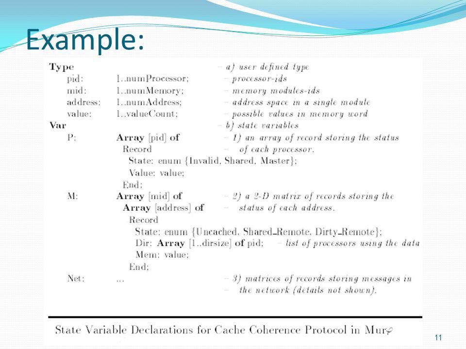Example: 11