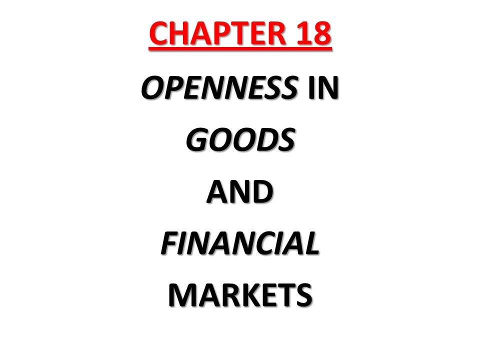 Chapter 20-QC-2 (Page: 459) In this chapter, we showed that a monetary expansion in an economy operating under flexible exchange rates leads to an increase in output and a depreciation of the domestic currency.