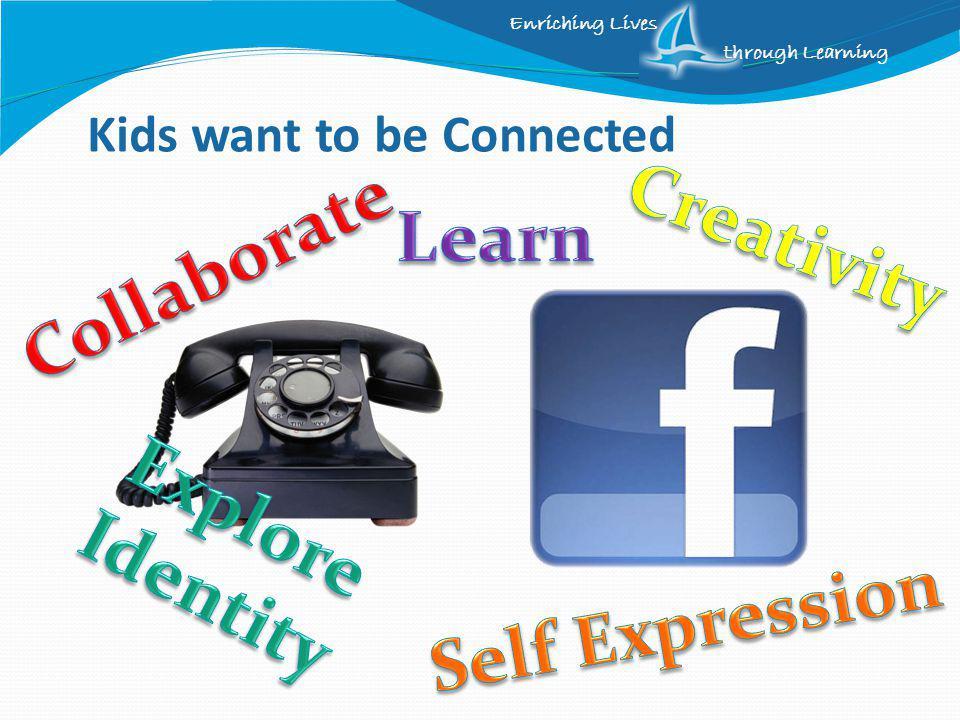 Enriching Lives through Learning Creative Media