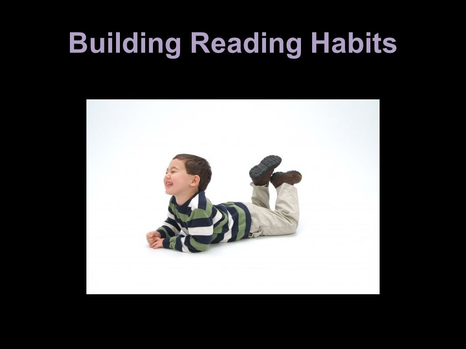 Building Reading Habits