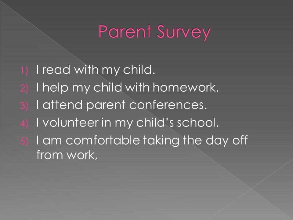 1)I like to read. Yesnosometimes 2) I like homework Yesnosometimes 3)Mom helps me do homework. Yes nosometimes 4)Dad helps me do homework. Yesnosometi