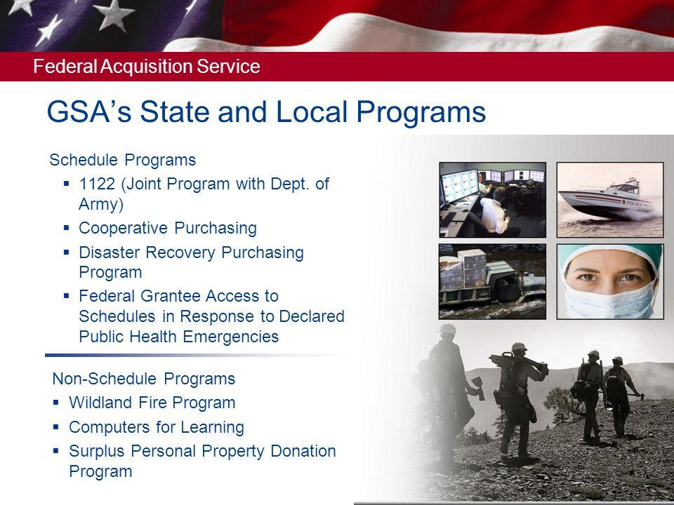 Federal Acquisition Service GSAs IT Schedule 70 Snapshot