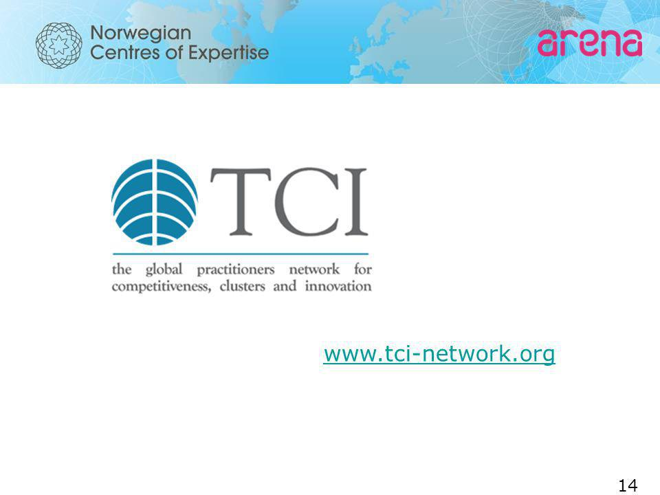 14 www.tci-network.org