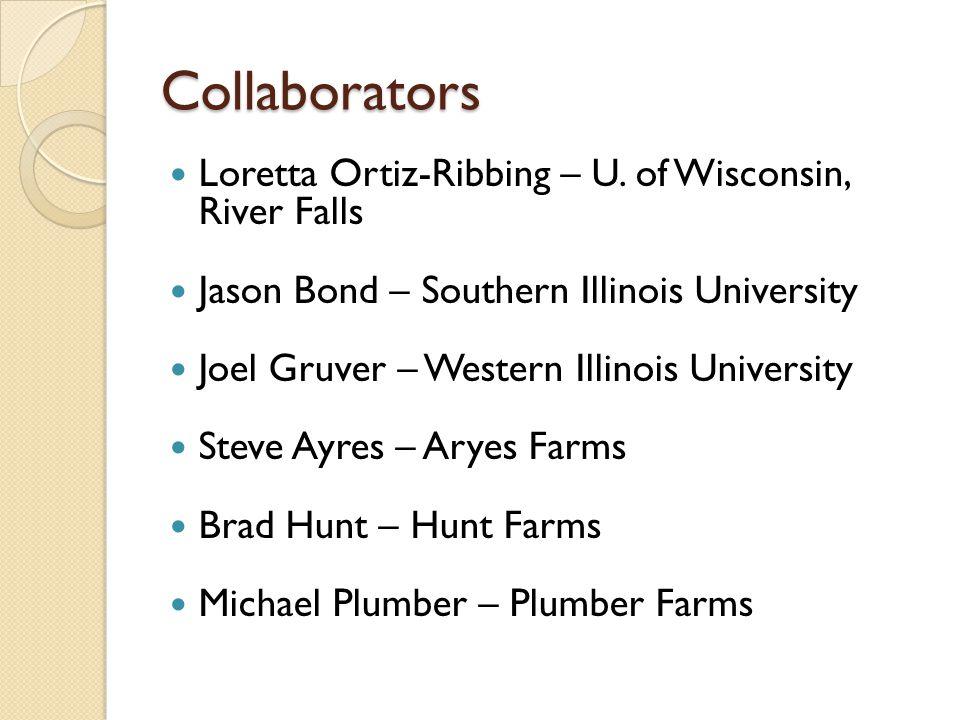 Collaborators Loretta Ortiz-Ribbing – U.