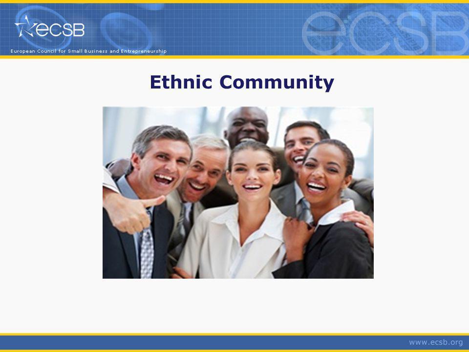 Ethnic Community
