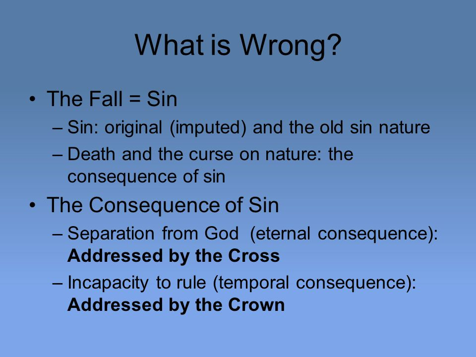 Is 9:3-7: Gods Plan to Fix Whats Wrong