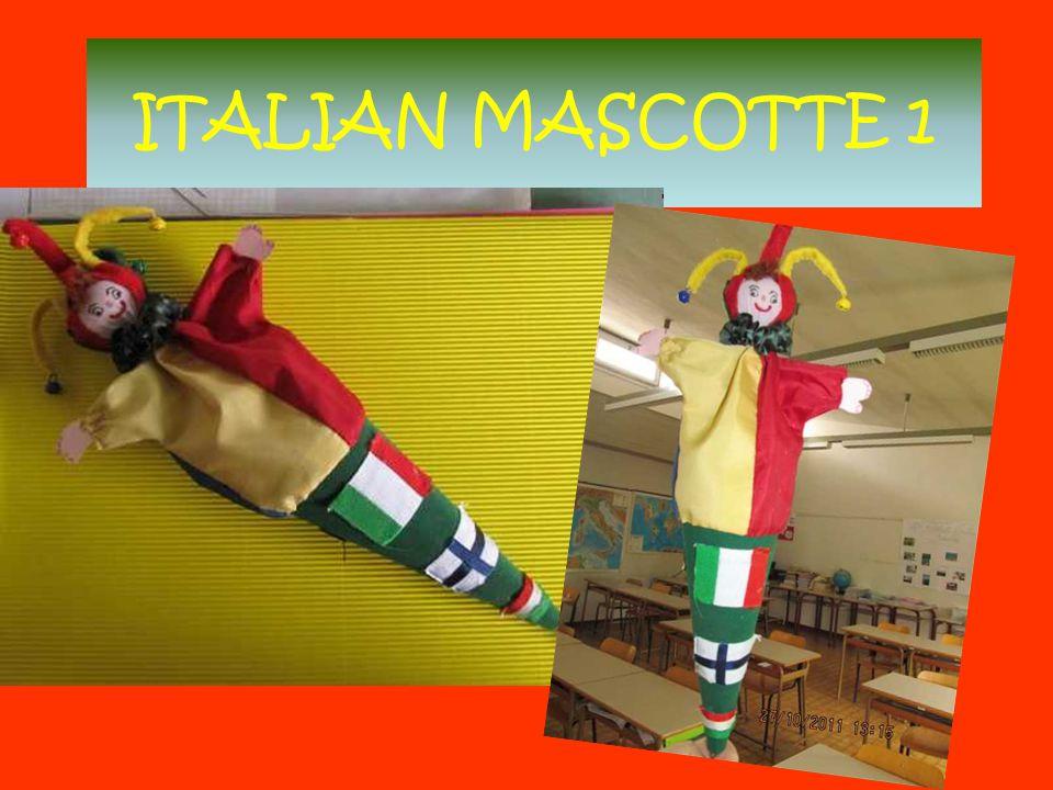 ITALIAN MASCOTTE 1
