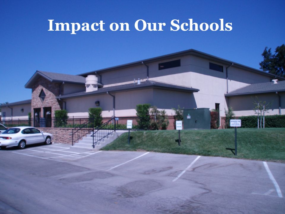 Impact on Our Schools
