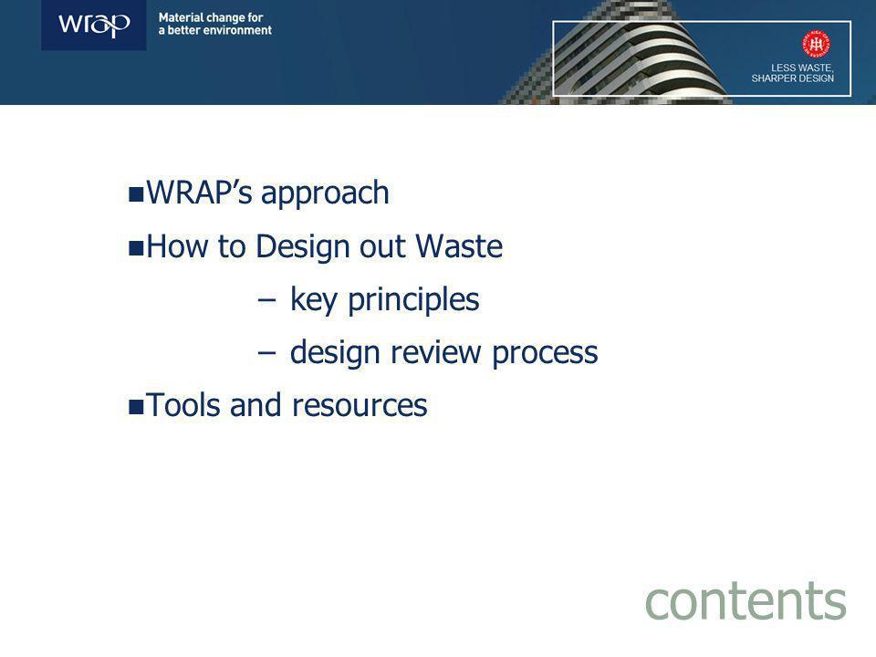 WRAPs approach