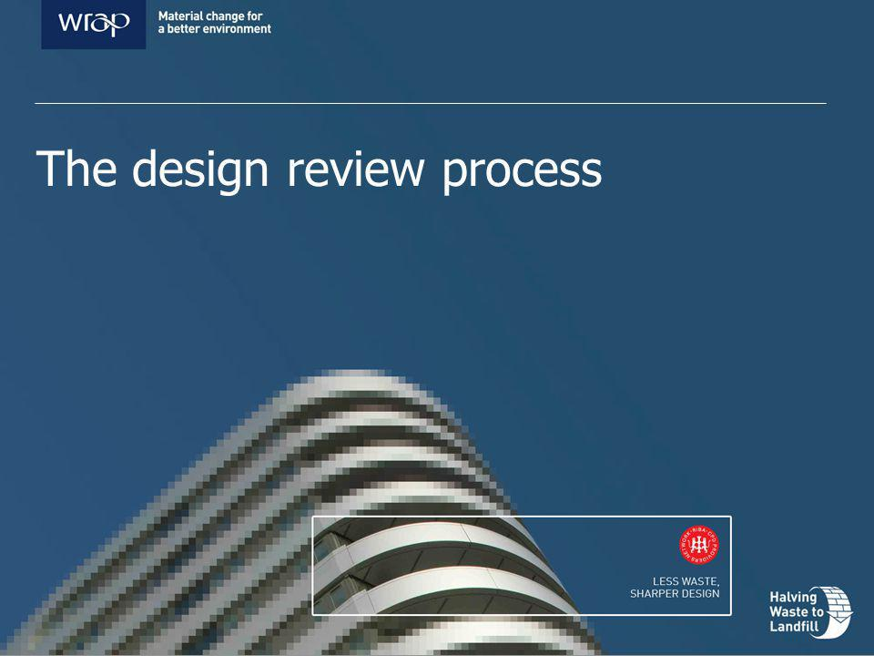 The design review process
