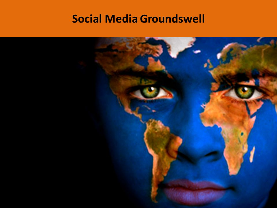 Social Media Groundswell