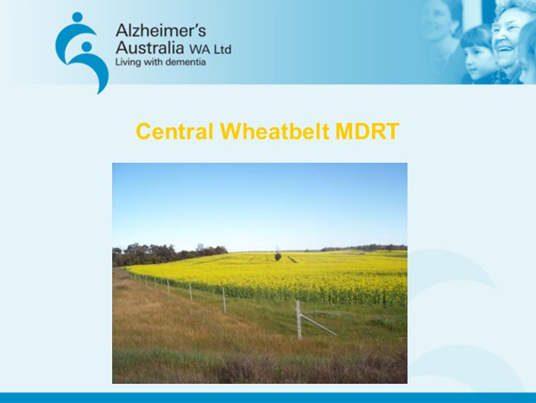 Central Wheatbelt MDRT