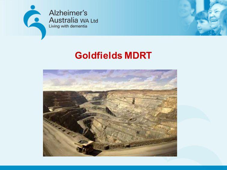 Goldfields MDRT