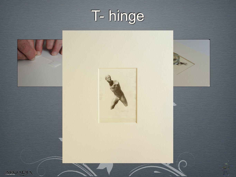 T- hinge